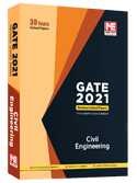 GATE 2021 Civil Engineering Book
