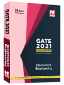 GATE 2021 Electronics Engineering Book