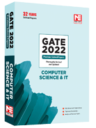 GATE 2022 Computer Science & IT Book
