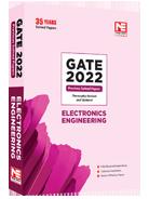 GATE 2022 Electronics Engineering Book