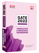 GATE 2022 Production & Industrial Engineering Book